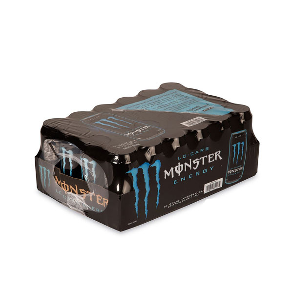 Monster Lo Carb, 24 ct  - 16 oz /cans